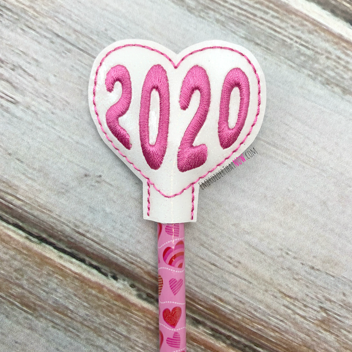 2020 Convo Pencil Topper