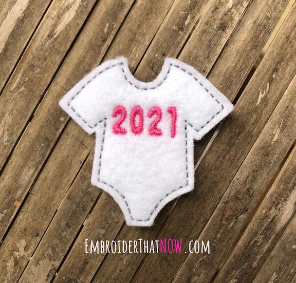 Baby Shirt 2021