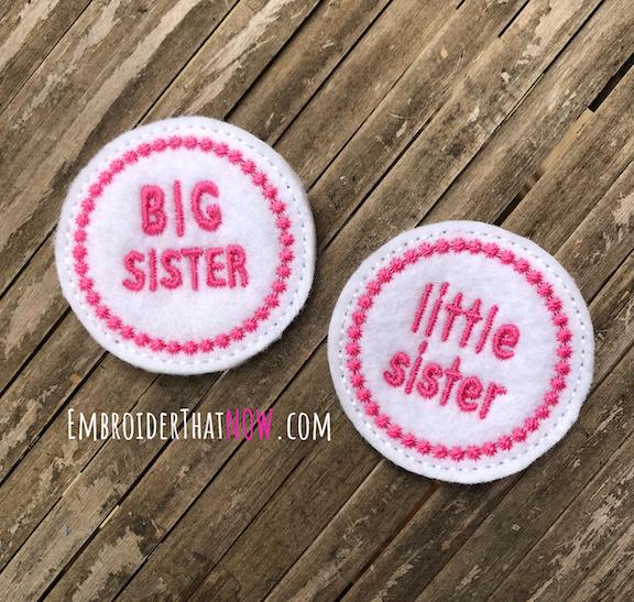 Big & Little Sister