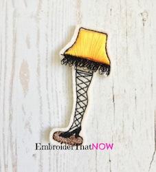 Leg Lamp Award