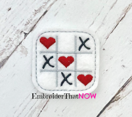 Love Tic-Tac-Toe