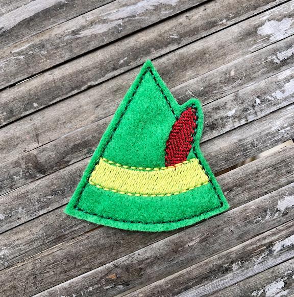Buddy Elf Hat