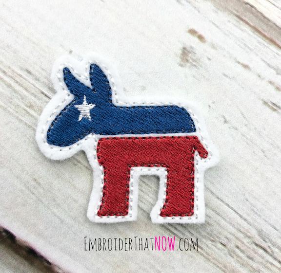 Donkey Democrat