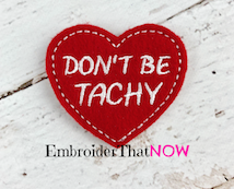 Don't Be Tachy